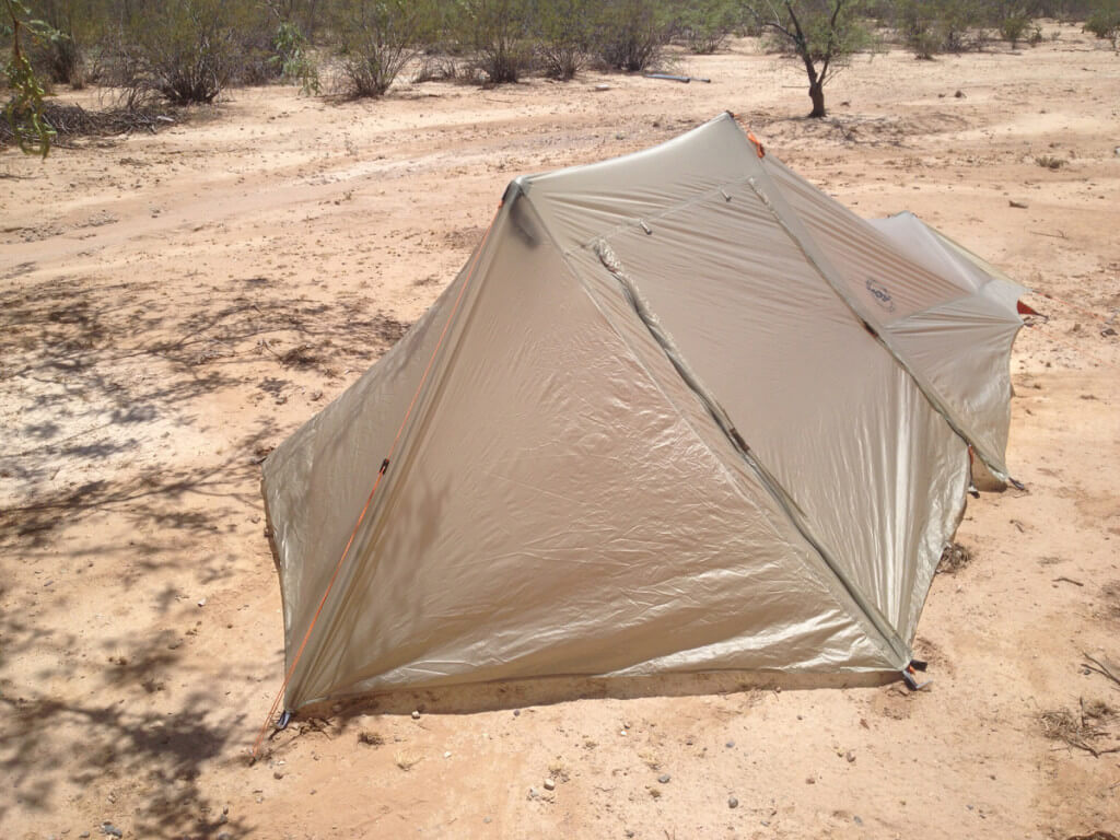 Big Agnes Super Scout UL2 Front