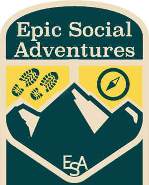 Epic Social Adventures Logo