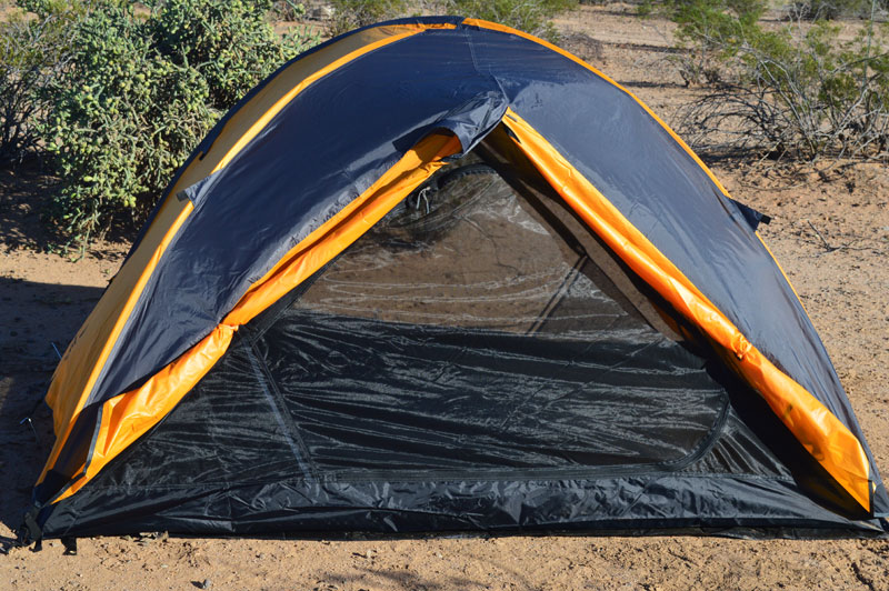 Teton Sports Mountain Ultra Tents - Gear Review - Hiking The Trail